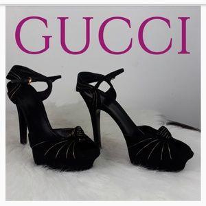 Gucci Shoes - 🌷GUCCI HEEL'S